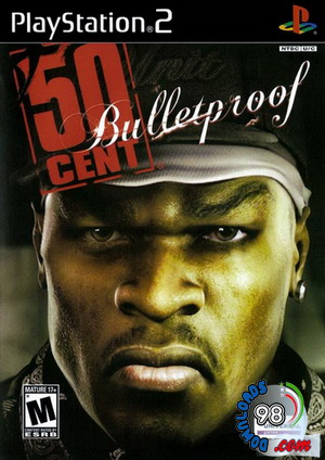 50Cent Bulletproof