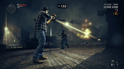 بازی کامپیوتر Alan Wake's American Nightmare