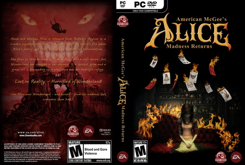 بازی کامپیوتر Alice Madness Returns - A Complete Collection