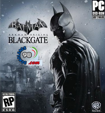 بازی کامپیوتر Batman Arkham Origins Blackgate