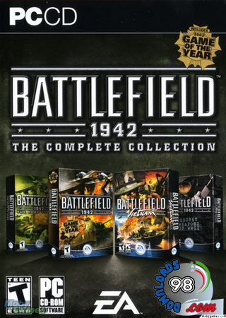 بازی Battlefield 1942 The Complete Collection