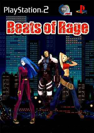 بازی Beats Of Rage برای PS2