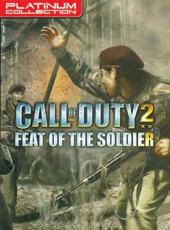 بازی Call of Duty 2: Feat Of The Soldier