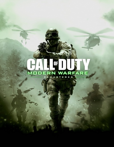 بازی Call of Duty Modern Warfare Remastered