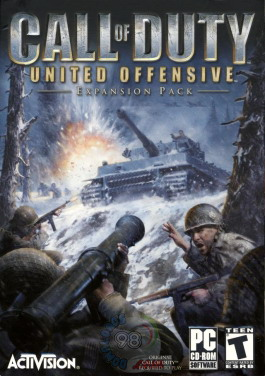 نسخه فارسی بازی Call of Duty: United Offensive