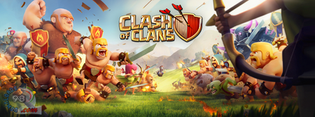 کلش اف کلنز Clash of Clans
