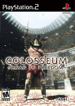 بازی Colosseum: Road to Freedom برای PS2