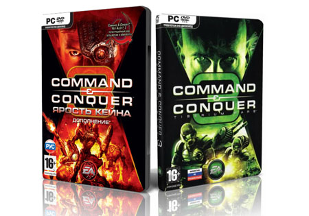 بازی استراتزیک جنرال Command & Conquer 3: Tiberium Wars Kane Edition