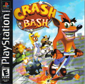 بازی کراش باش 5 Crash Bash برای PS1