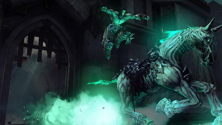 بازی Darksiders II Deathinitive Edition