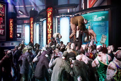 بازی کامپیوتر Dead Rising 2 off the Record