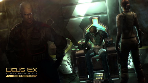 بازی Deus Ex: Human Revolution Director's Cut