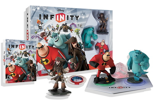 بازی کامپیوتر Disney Infinity 1.0: Gold Edition
