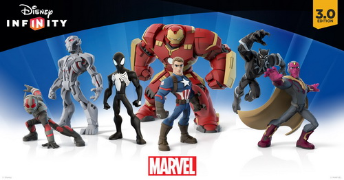 بازی کامپیوتر Disney Infinity 3.0: Gold Edition