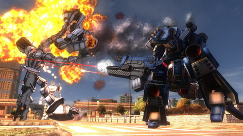 بازی Earth Defense Force 4.1 the Shadow of New Despair