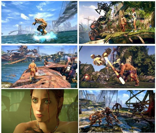 بازی Enslaved Odyssey to the West