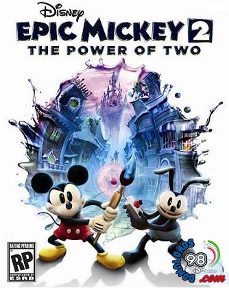 بازی Epic Mickey 2 The Power of Two