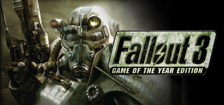 بازی کامپیوتر Fallout 3 Game of the Year Edition