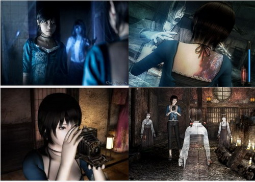 بازی فتل فریم 3 Fatal Frame III: The Tormented