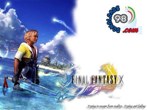 بازی Final Fantasy X HD Remaster