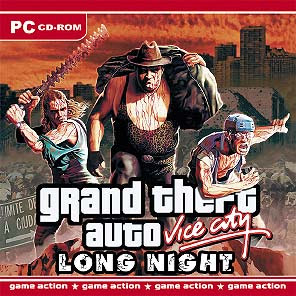 بازی GTA Vice City Long Night