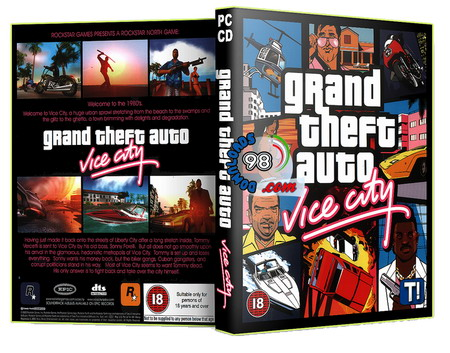 Grand Theft Auto 4 : Vice City