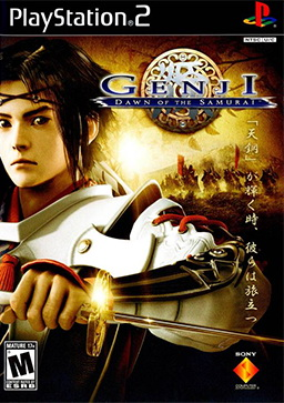 بازی Genji: Dawn of the Samurai برای PS2