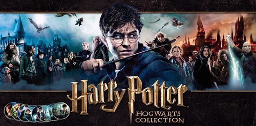 بازی Harry Potter & The Complete Collection