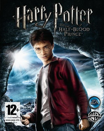 بازی Harry Potter And The Half-Blood Prince