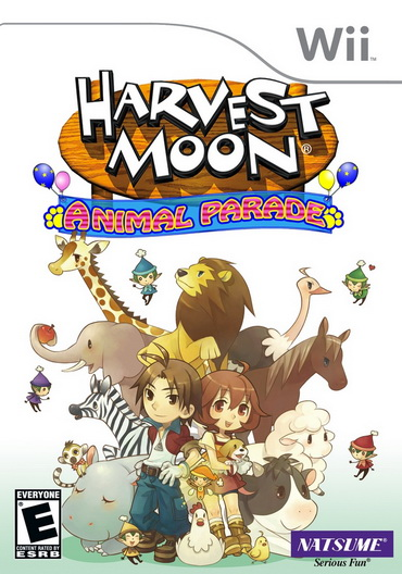 بازی Harvest Moon Animal Parade برای Wii