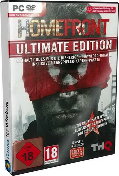 بازی Homefront Ultimate Edition