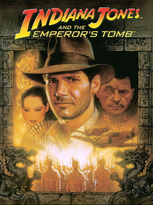 بازی دوبله فارسی Indiana Jones and the Emperor's Tomb