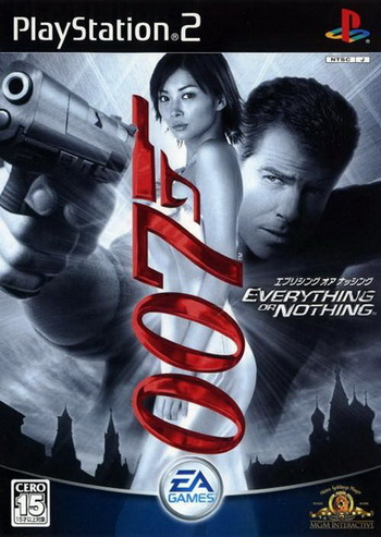 بازی James Bond 007 Everything Or Nothing