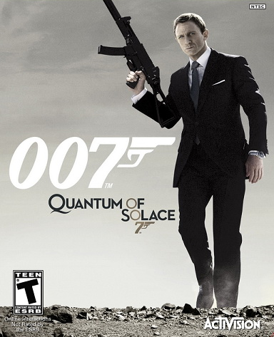 بازی James Bond 007 Quantum of Solace