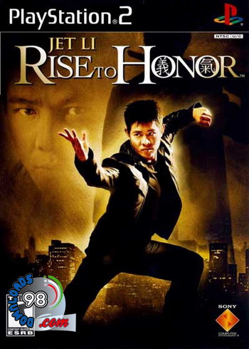 بازی جت لی Jet Li - Rise To Honor برای PS2