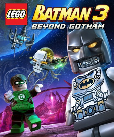 بازی لگو بتمن 3 LEGO Batman 3 Beyond Gotham