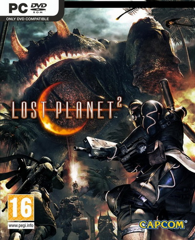 بازی Lost Planet 2 Complete Pack