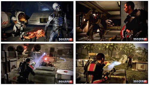 بازی Mass Effect 2 Complete Edition