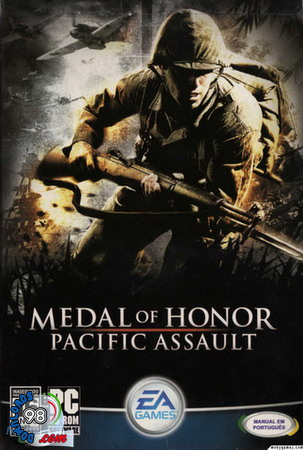 بازی Medal Of Honor 2 Pacific Assault