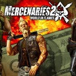 دانلود بازی Mercenaries 2 World in Flames برای PC