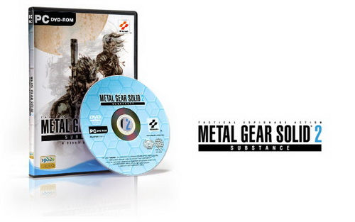 بازی Metal Gear Solid 2 Substance
