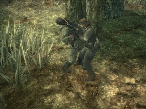 بازی Metal Gear Solid 3: Snake Eater برای PS2