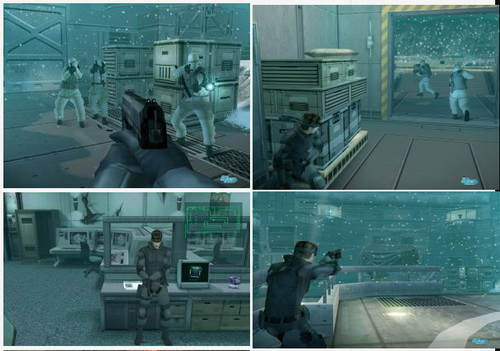 بازی Metal Gear Solid 1 The Twin Snakes