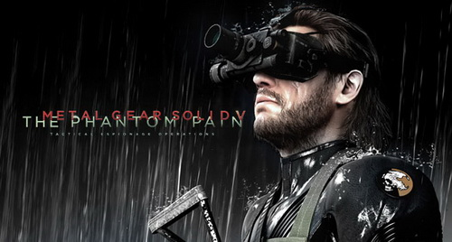 بازی Metal Gear Solid V: The Phantom Pain