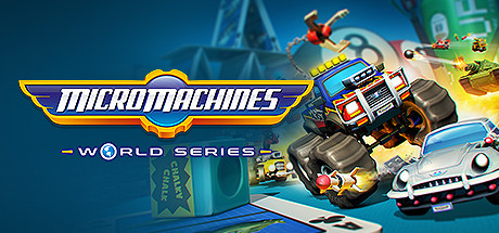 بازی کامپیوتر Micro Machines: World Series