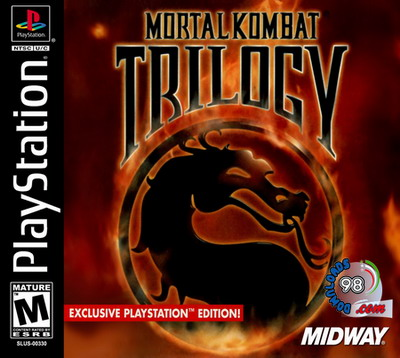 بازی Mortal Kombat Trilogy برای PS1