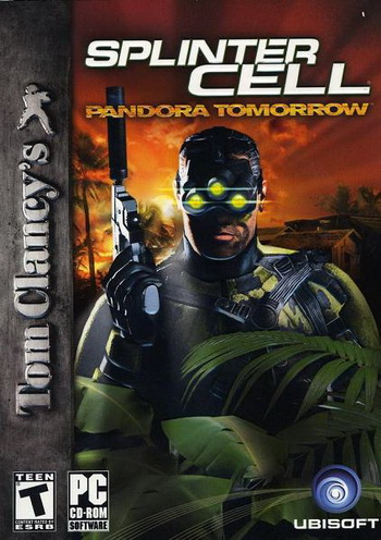 بازی Splinter Cell Pandora Tomorrow