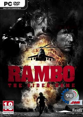 بازی Rambo The Video Game