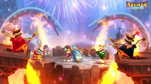 بازی Rayman Legends Complete Edition