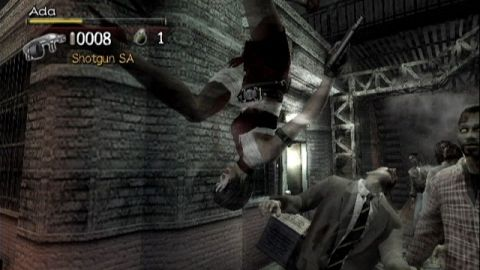 بازی Resident Evil: The Umbrella Chronicles برای Wii